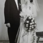 Adolf Neumann svatba rok 1960.